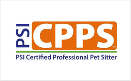 PSI Certified Professional Pet Sitter
